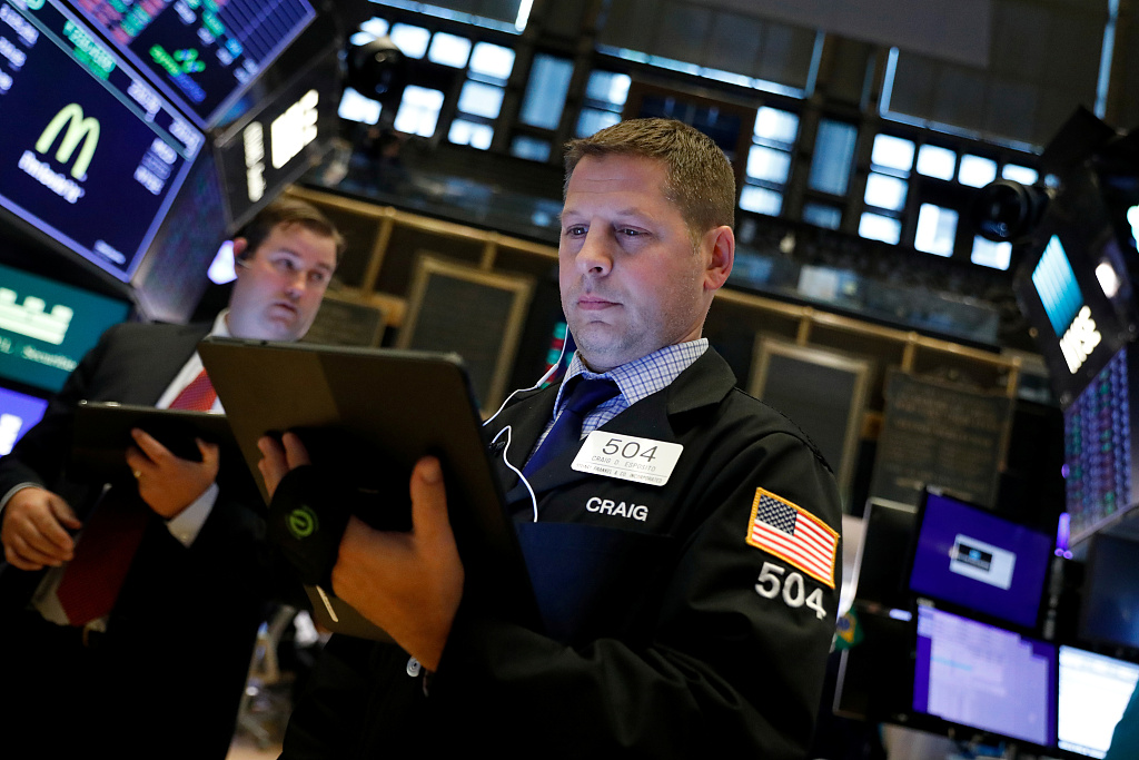 US stocks open higher amid rallying tech sector