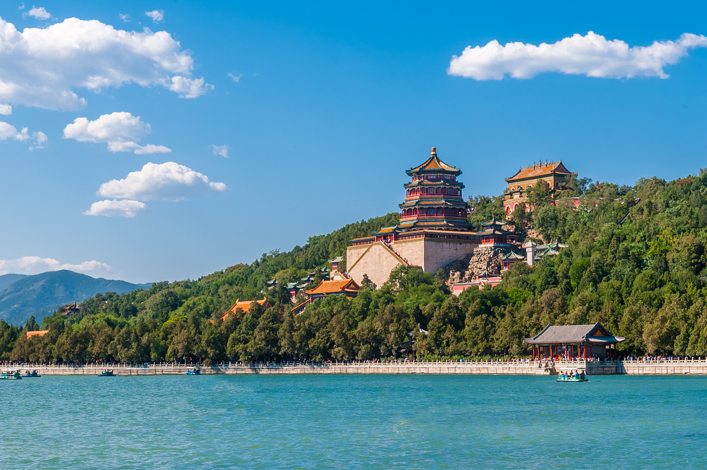 18 Parks Give Free Admission on China's National Day