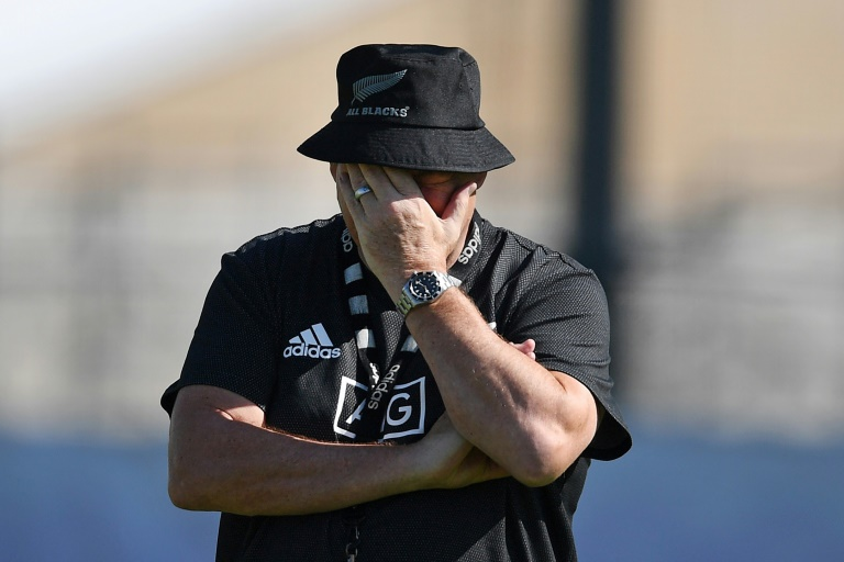 All Blacks hit back at Springboks in Rugby World Cup referee row