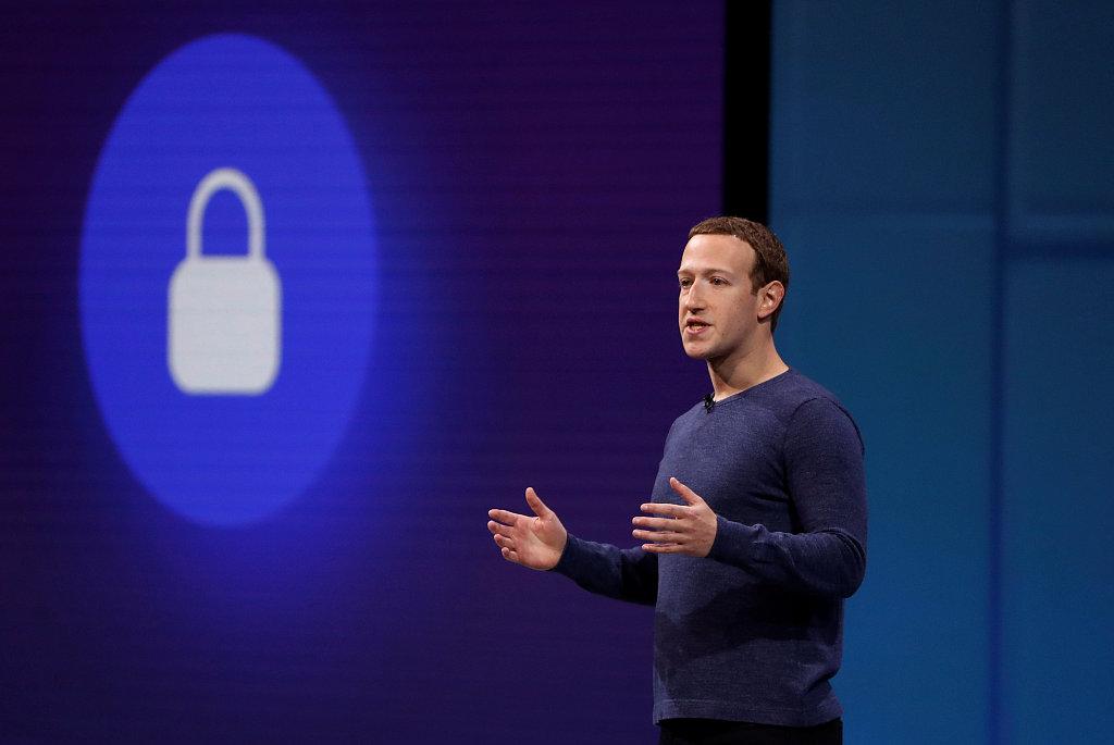 Zuckerberg meets Trump, senators; nixes breaking up Facebook