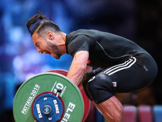 2019 World Weightlifting Championships: men's weightlifting 67kg event