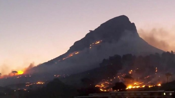 Cape Town bracing for worst fire season ever