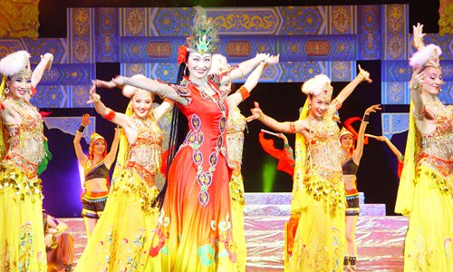 Xinjiang-born dancer promotes Chinese culture in US