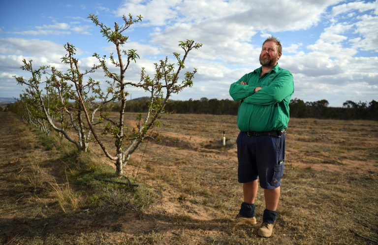 'Day Zero' looms in Australian Outback as climate change bites