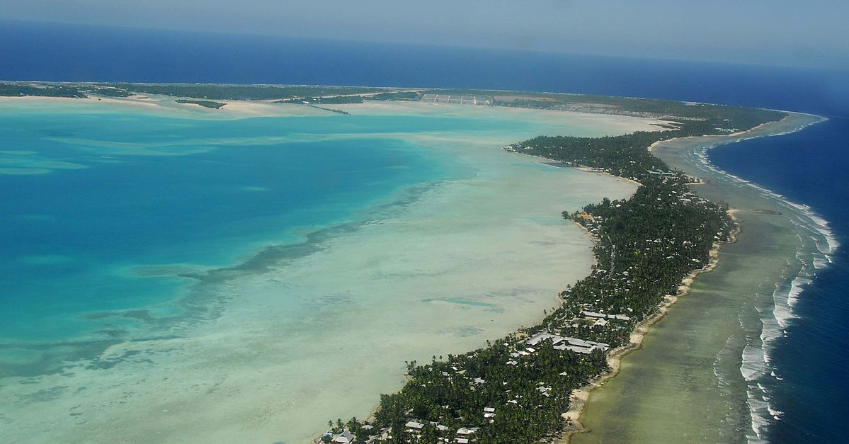 Kiribati cuts 'diplomatic ties' with Taiwan: report
