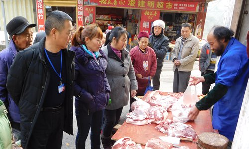 China taps state pork reserves, to release 10,000 tons for steady supply
