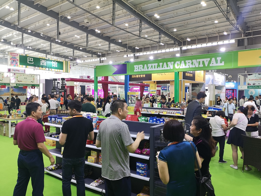 China food and catering expo opens