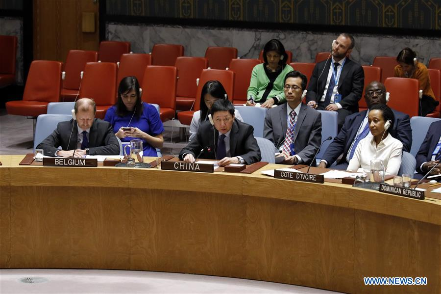 Chinese envoy voices concern over Israeli settlements, talk of annexation of occupied territory