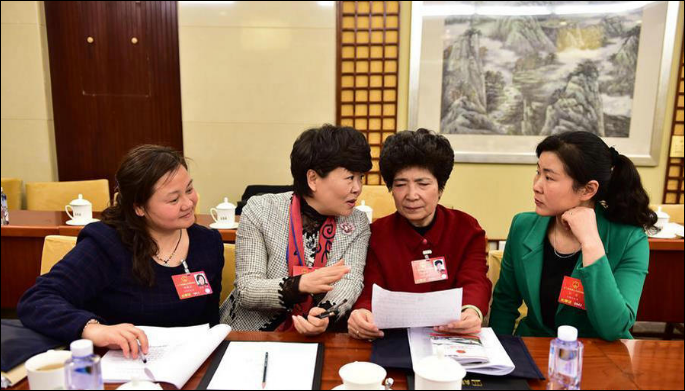 Efforts to fight female illiteracy, boost gender equality lauded in white paper