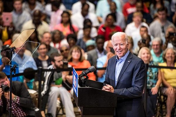 Biden urges information disclosure regarding Trump whistleblower complaint