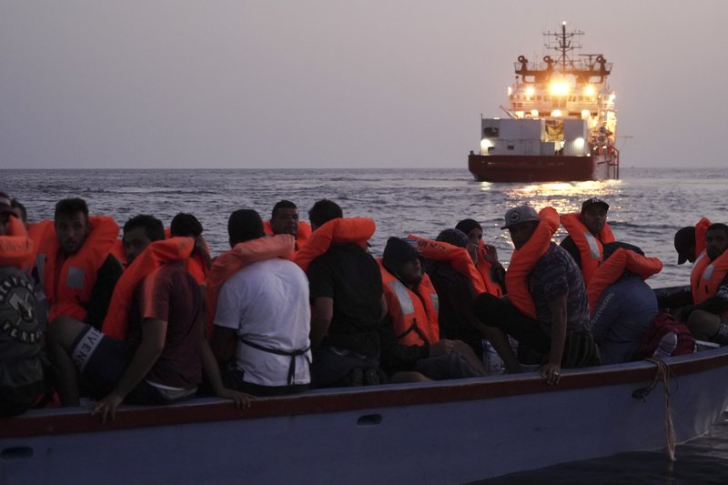 Migrant shooting highlights concern about Libyan coast guard