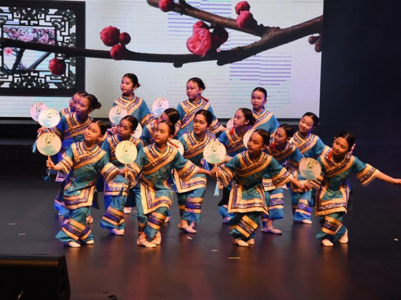 Artists perform to celebrate 70th anniversary of PRC founding in New Zealand