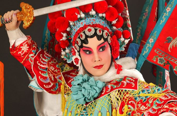 Chinese artists in US put on performance to celebrate PRC founding anniversary