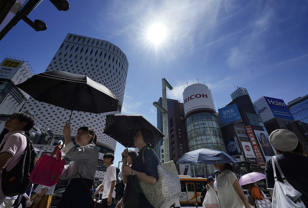 Five-year period ending 2019 set to be hottest on record: UN