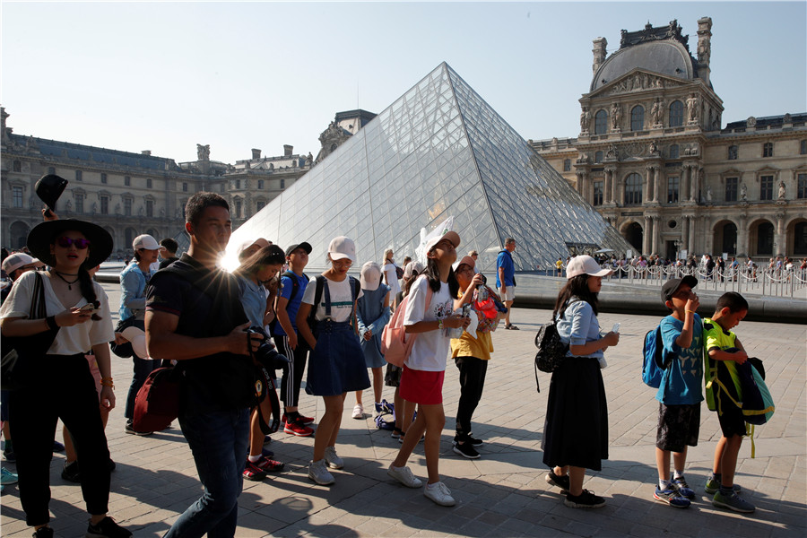 Decades of growth spur rise in overseas travel