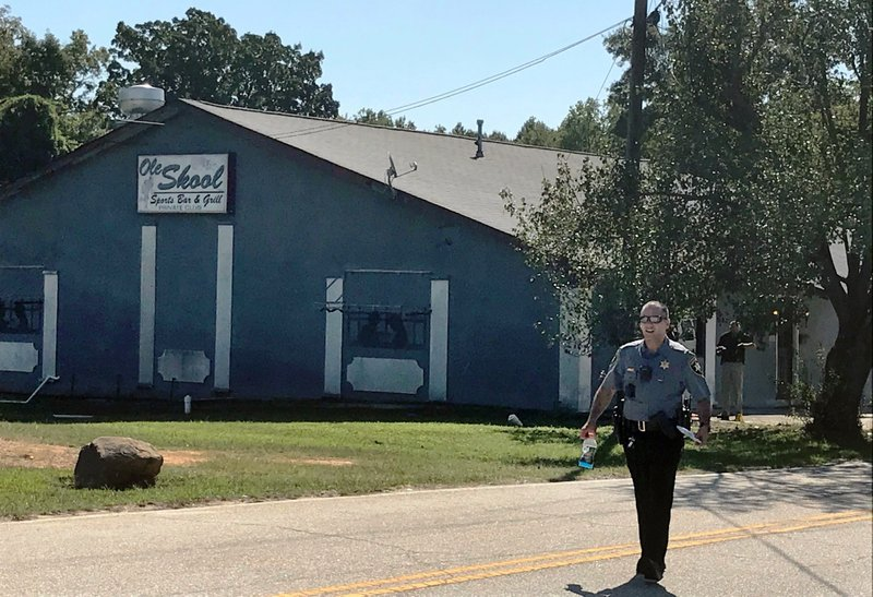 Two dead, nine injured in South Carolina shooting - police