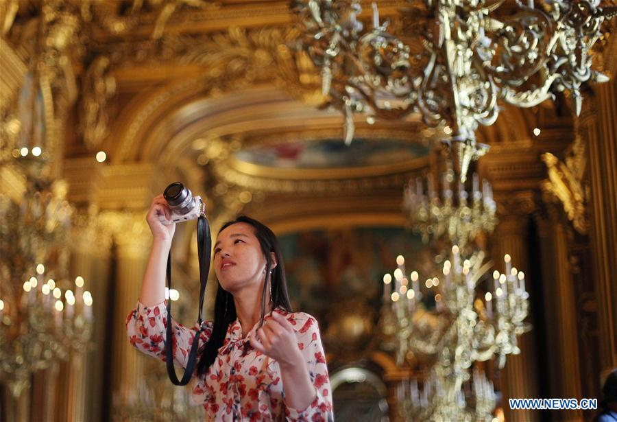 Historical heritage sites open to public in France to mark European Heritages Days