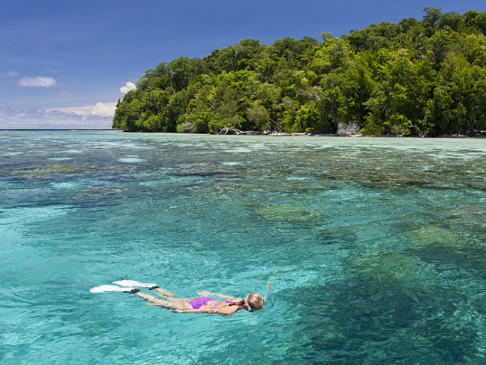 Solomon Islands is a whole new perspective