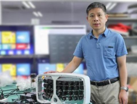 Scientists invent super camera