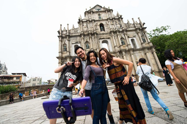 Macao visitor arrivals up by 6.5 pct in August