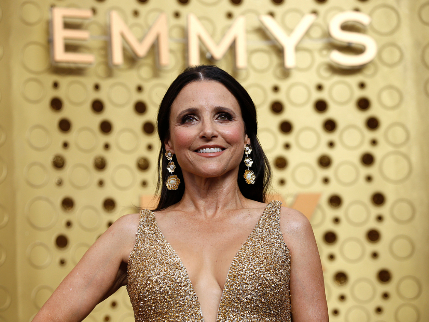 Television's best and brightest shine on Emmys red carpet