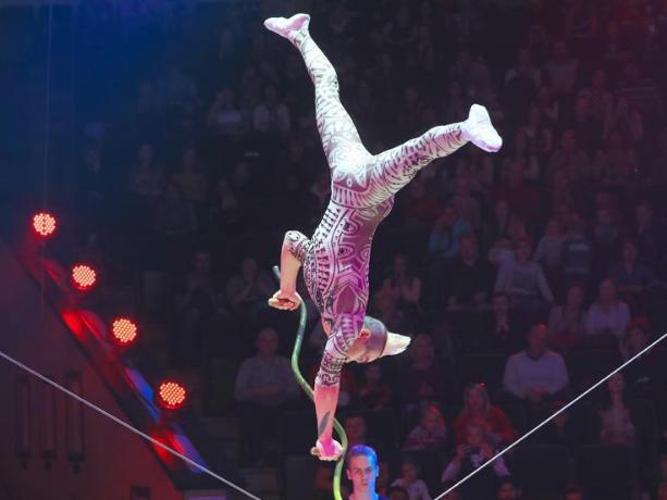2nd Minsk Int'l Circus Arts Festival held in Belarus