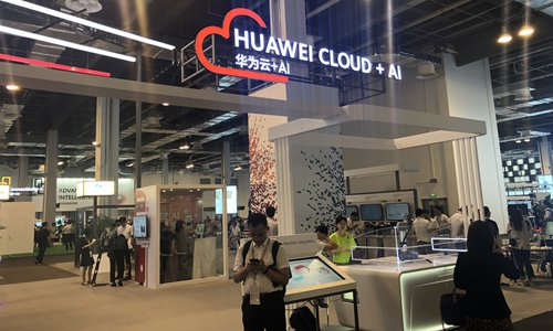 Huawei expands globally despite US crackdown