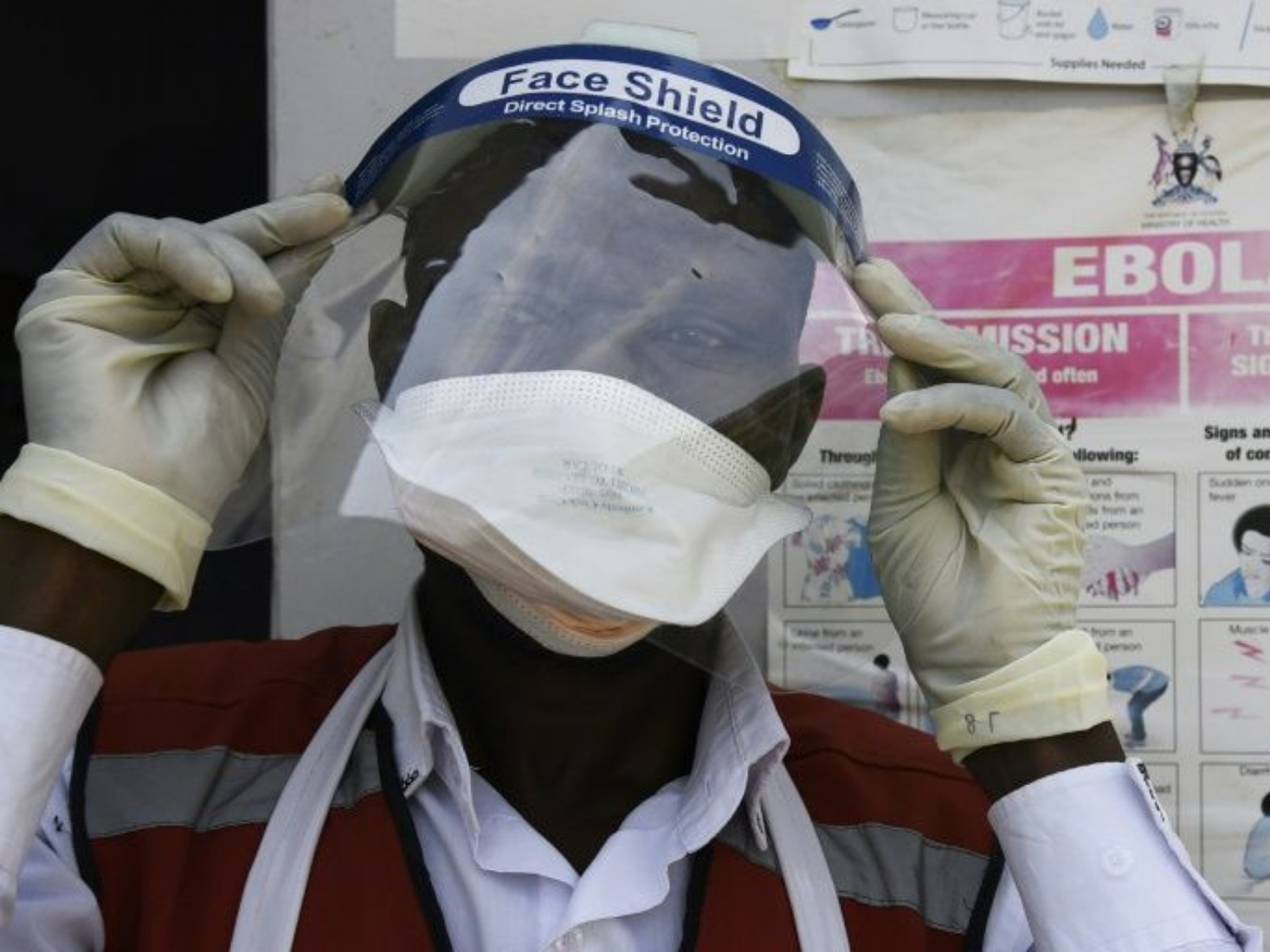 Second Ebola vaccine to be introduced in DRC in mid-October: WHO