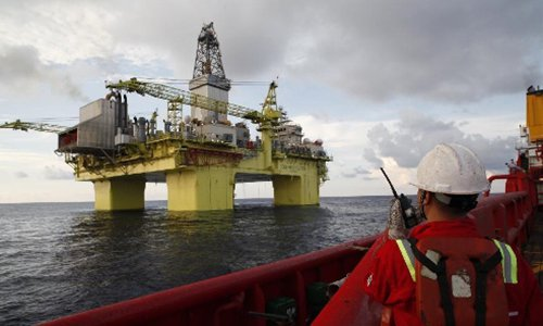 Oil giant acclaims breakthroughs for South China Sea