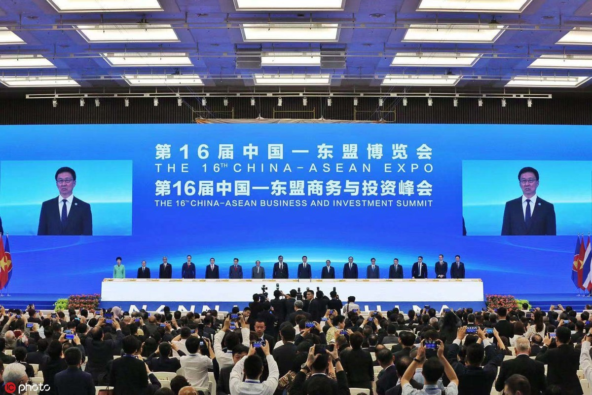 Land-sea transport plan issued at China-ASEAN expo