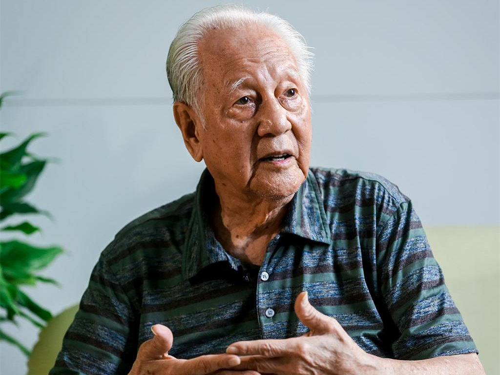 Unknown stories of father of China's nuclear submarine