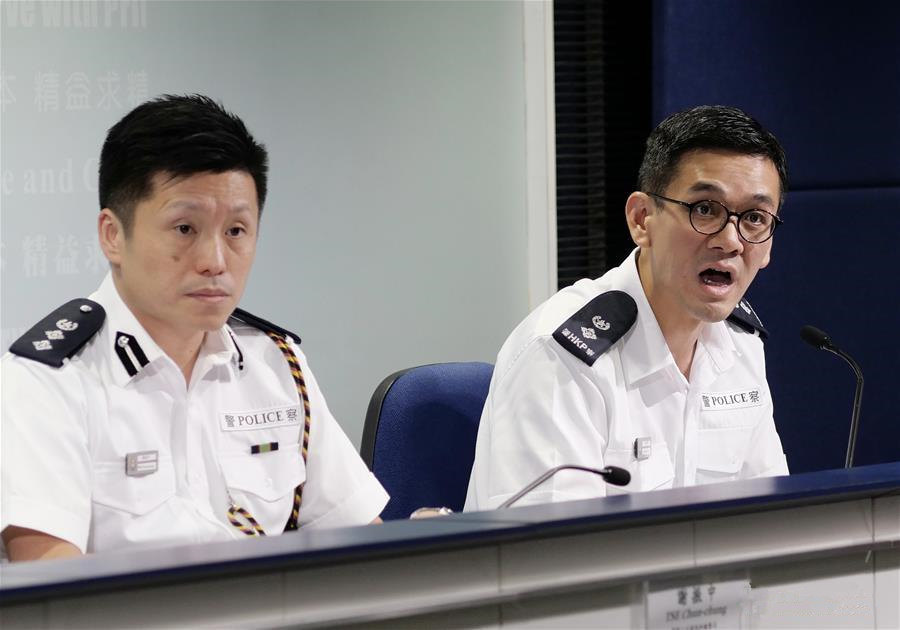1,556 arrested as violence continues to hit Hong Kong: police