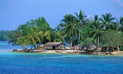 South Pacific countries eye BRI chance