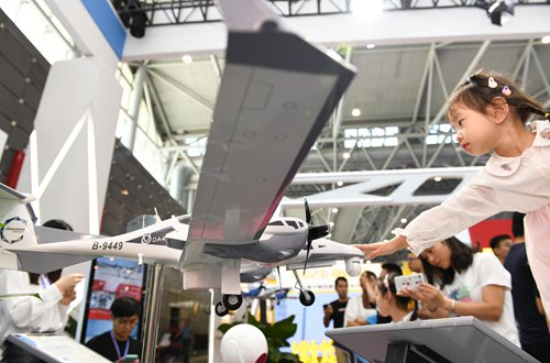 China advances with world in manufacturing upgrades