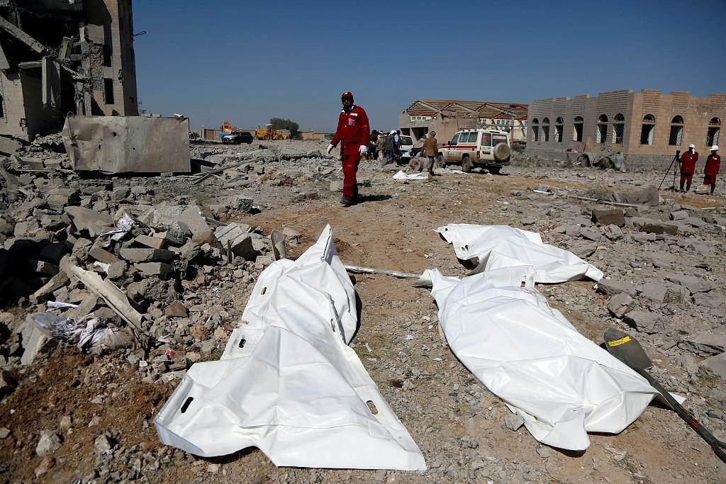 15 killed in Saudi-led airstrike in southern Yemen