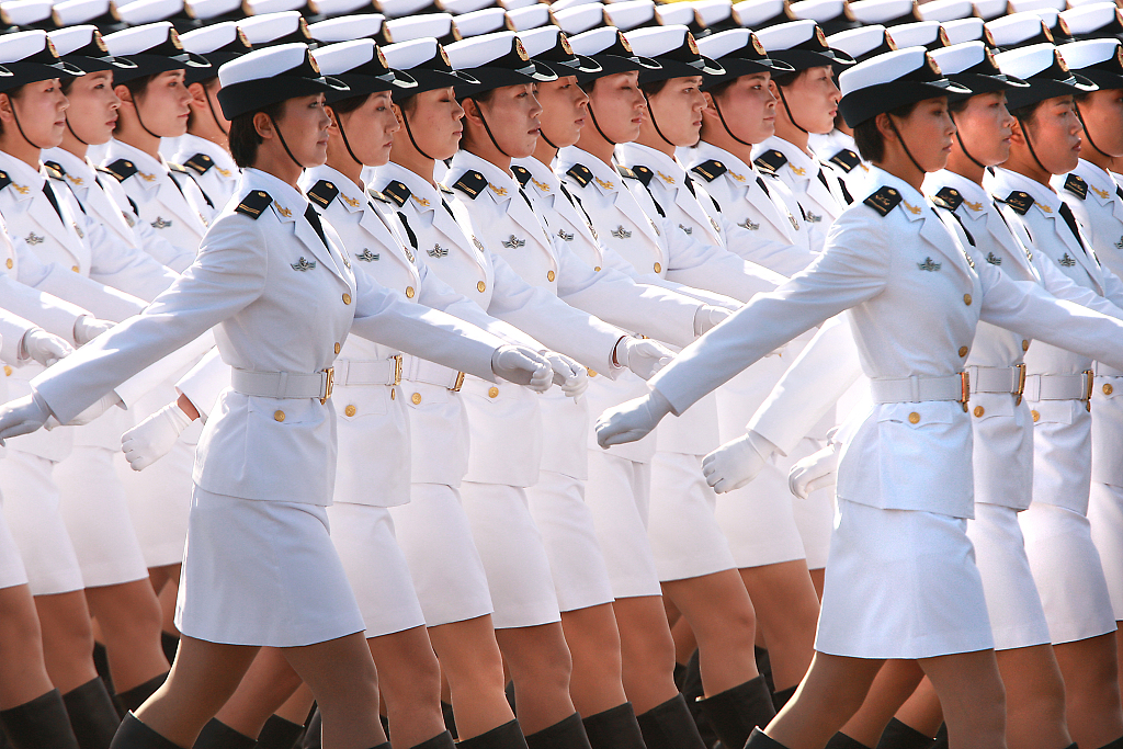 15,000 military personnel to partake in National Day parade