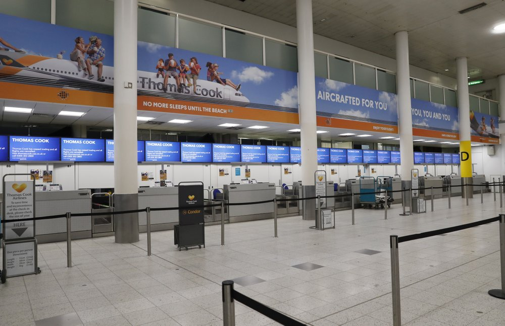 British PM questions Thomas Cook bosses' pay