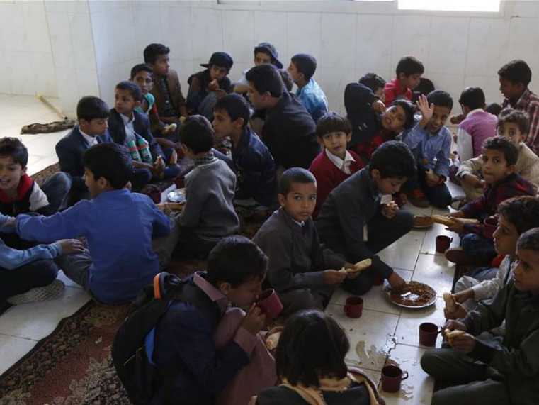 Yemen launches project to help orphans attend school