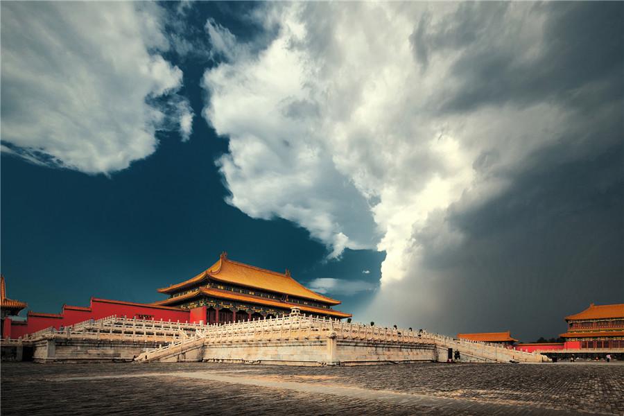 Palace Museum through a photographer's eye