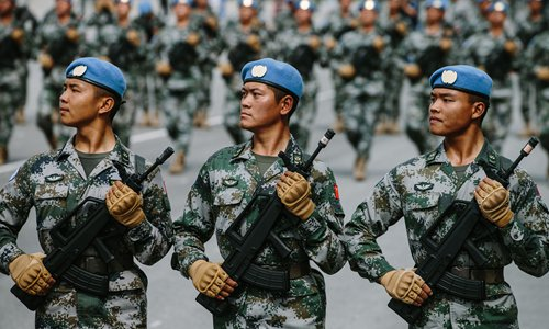 How Chinese troops trained for National Day parade