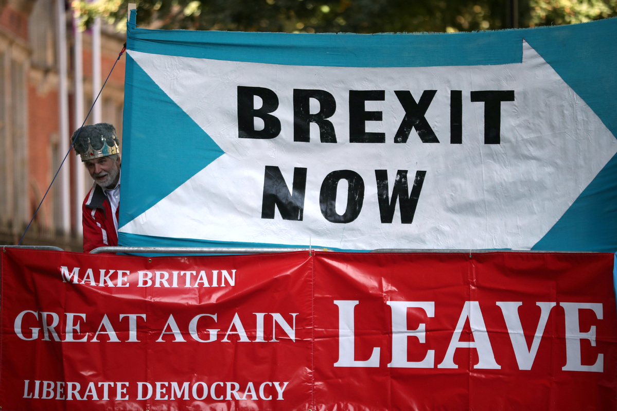 Brexit exposes flaws in UK democracy