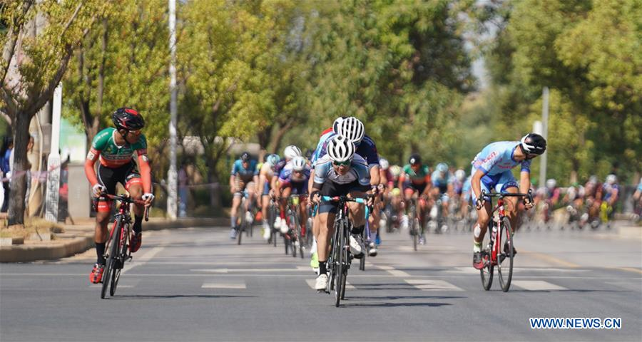 8th stage of 10th Tour of Poyang Lake in China's Jiangxi