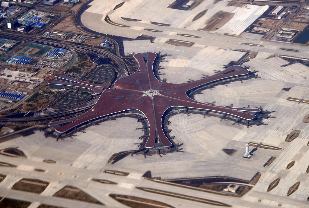 Xi announces opening of Beijing Daxing International Airport