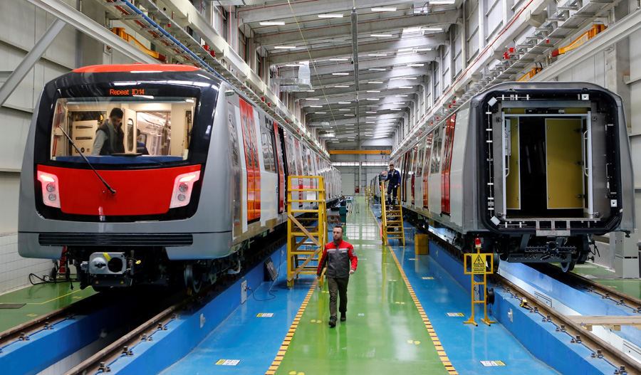 China's SOEs post steady profit growth in first eight months