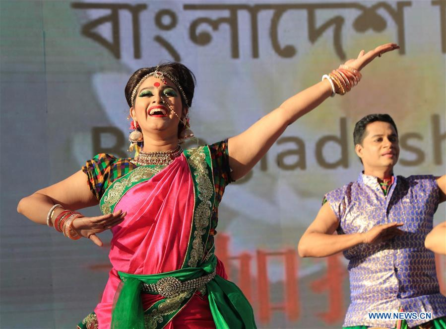 'Bangladesh Day' event held at Beijing expo