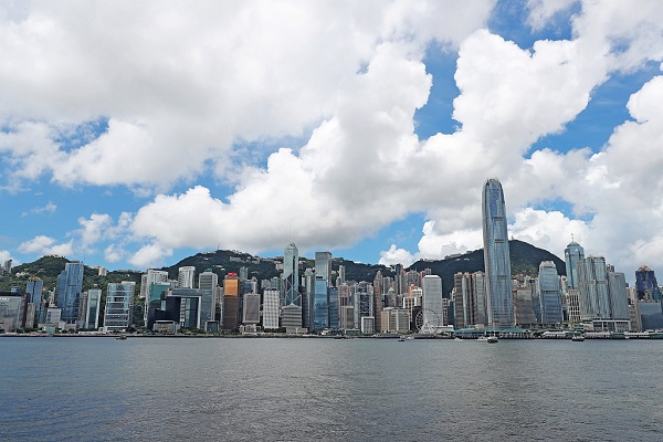China strongly opposes US Congressional committees' passing of Hong Kong-related act