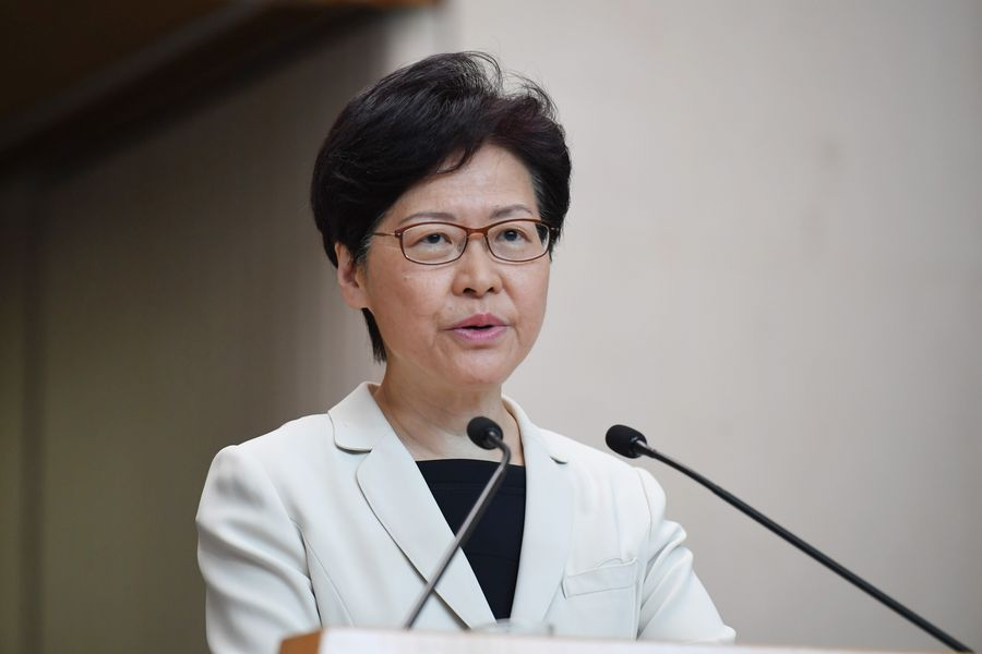 HKSAR chief executive, 4 gov't secretaries to attend first 'Community Dialogue'