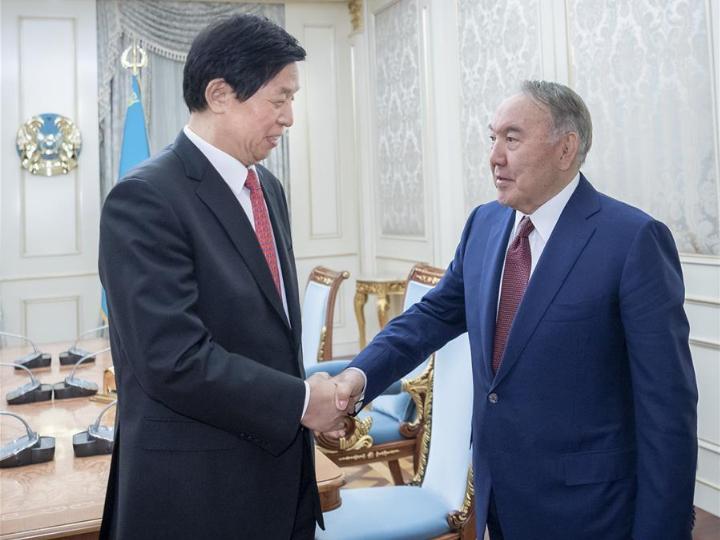 China, Kazakhstan reaffirm commitment to strengthening ties
