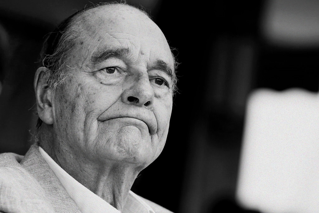 Former French president Jacques Chirac has died: family