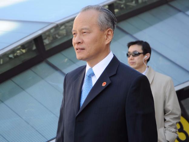 No better option than cooperation for China, US: ambassador